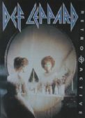Def Leppard - Rectro Active Postcard Sticker